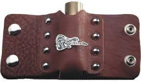 Bitchstraps Slide / Harmonica Holster Brown