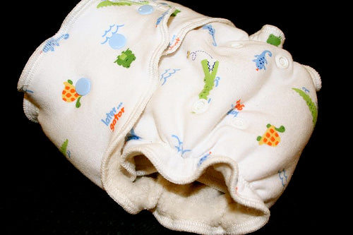 Very Baby One Size Fitted Diaper Pattern