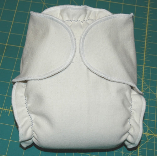 Completed Diaper Sans Snaps