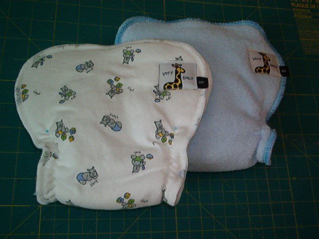 mini diaper sewing