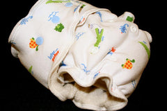 Very Baby One Size Fitted Diaper Pattern - PDF Download