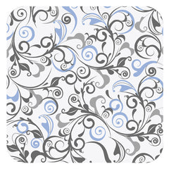 Swirls PUL Fabric