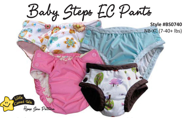 Baby Steps EC Pants