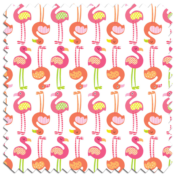 Flamingo PUL Fabric