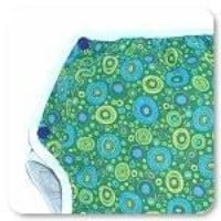 Very Baby Side Snap Diaper Cover Pattern - PDF Download