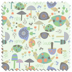 Snails PUL Fabric