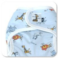 Very Baby Snug Wrap Diaper Cover Pattern - PDF Download