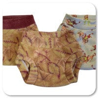 Sprightly Soaker Pattern by Little Comet Tails