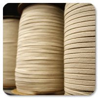 3/8 inch Cotton Swimsuit Elastic
