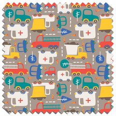 Traffic PUL Fabric