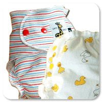 Very Baby Cloth Diaper Pattern - PDF Download