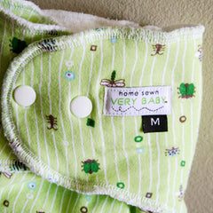 Woven Home Sewn Very Baby Labels