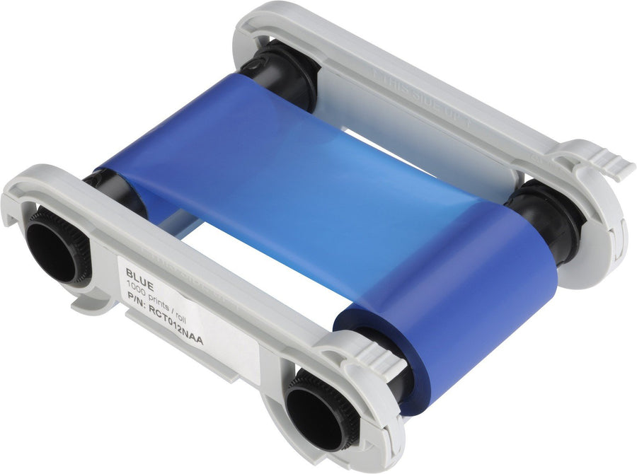 Evolis Colour ribbon, blue, RCT012NAA - Pos-Hardware Ltd