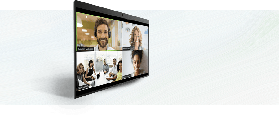 "DTEN D7 55"" plug and play video conferencing solution. - Pos-Hardware Ltd"