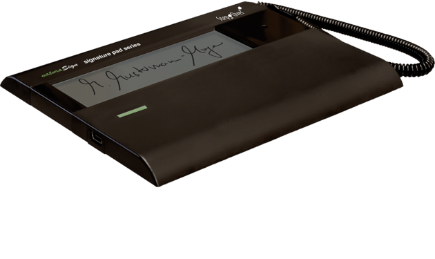 StepOver NaturaSign Pad Classic USB - Pos-Hardware Ltd