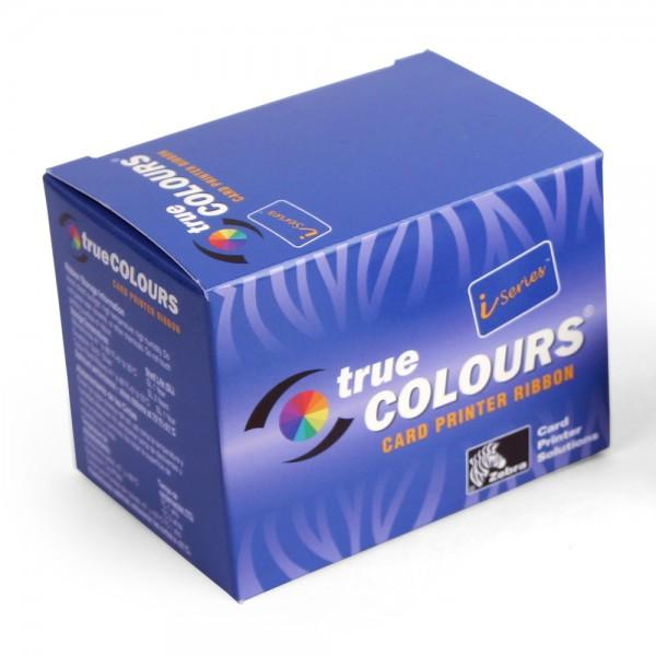 Zebra Single Colour Ribbon – White – 800015-109 - Pos-Hardware Ltd