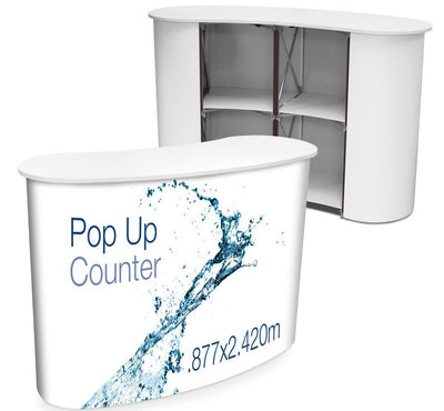 Pop Up Counter - Pos-Hardware Ltd