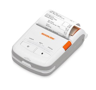 Bixolon SPP-R210i Bluetooth Mobile printer - Pos-Hardware Ltd