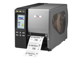 TSC TTP-2410MT Industrial Barcode printer