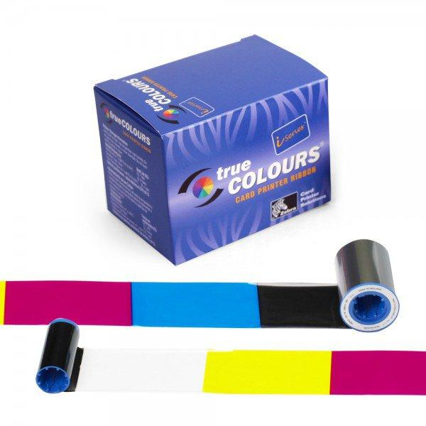 Zebra YMCK colour ribbon – 800014-945 - Pos-Hardware Ltd