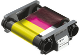 Evolis Colour ribbon (YMCKO)-Badgy200. CBRG0100C