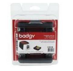 Evolis Colour ribbon (YMCKO)-Badgy200. CBRG0100C - Pos-Hardware Ltd