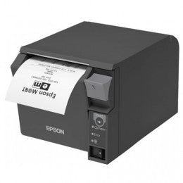 Epson TM-T70II, USB, Ethernet, dark grey (epst702eswnt-uk2 - C31CD38024C1)