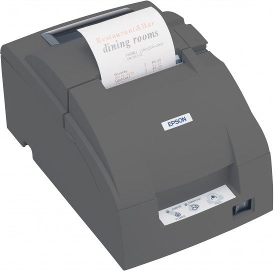 Epson TM-U220B Receipt Printer with auto-cutter
