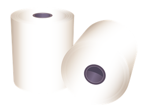 Thermal Paper - 57 (W) x 38 (D) x 12.7 (C) x 18m (L) Box of 20 Rolls