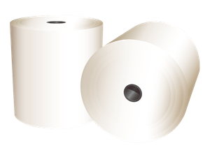 Thermal Paper Roll - 112mm (W) x 100mm (D) x 12.7mm (C) x 120m (L)