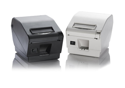 Star Micronics TSP743 Thermal Printer,Auto Cutter INC PSU