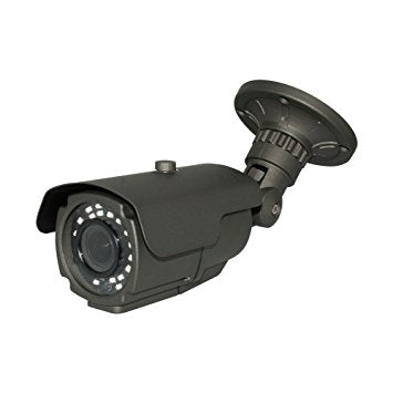 V4B2340G HD 4-IN-1 (CVI, TVI, AHD, ANALOG) BULLET 1080P 2.8-12MM VARI-FOCAL LENS 42IR WEATHERPROOF