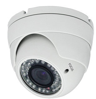 "1/3"" Color Vandal Proof Dome Camera"