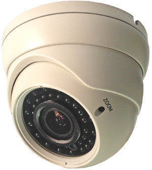 HD-TVI,180° Dome Camera 2.4MP 1080P - CD39TVI-UTC-W