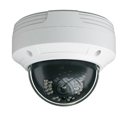 3MP IR Waterproof Dome IP Camera