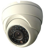 HD-TVI 360° Viewing IR Dome Security Camera