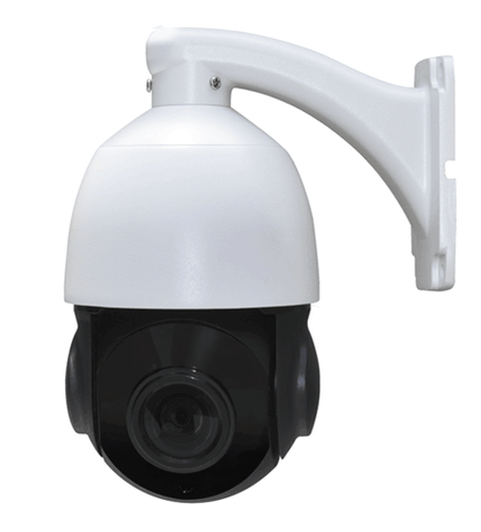 "4"" SONY CMOS TVI Pan Tilt Zoom Dome Security Camera"