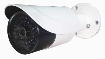 HD-TVI IR 2.4 MP Fixed-Lens Bullet Security Camera