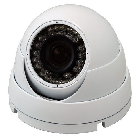 CMDW149 Auto Focus 4X Zoom Motorized Lens 4-IN-1 1080P NIGHTVISION WEATHERPROOF DOME CAMERA