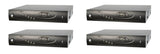 BULK discount: (4) 8-Channel AHD DVR