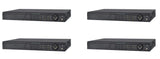 BULK discount: (4) 16-Channel AHD DVR