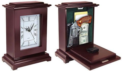 Rectangular Concealment Clock