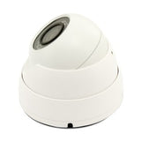 4 Channel, Up to 4 Terabytes, IP, 4 - 3 MP Dome Cameras, 1080P, NVR System