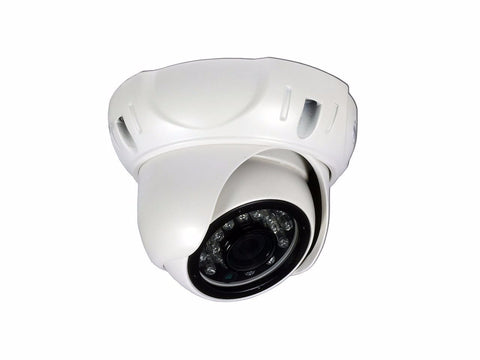 A-MHDMP36 1080P AHD/TVI/CVI/Analog 4-In-1 Fixed 3.6mm Outdoor IR Dome Camera