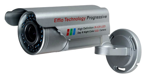 NEW EFFIO HIGH RES CAMERAS