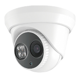 Platinum Fixed Lens Turret IP Camera 4.1MP - 4mm lens - CMIP1142W
