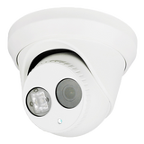 CMIP3042W-28 Platinum Fixed Lens Turret IP Camera 4.1MP - 2.8mm lens