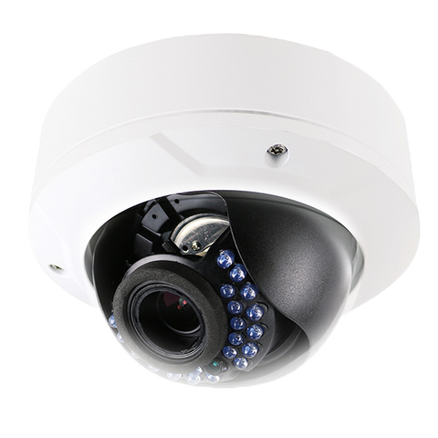 CMIP7243-SZ Platinum Motorized Varifocal Vandal Dome Network IP Camera 4.1MP
