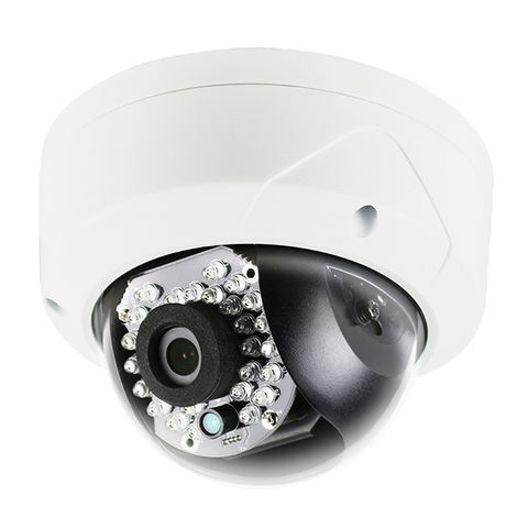 CMIP7442-28M  Platinum Fixed Lens Dome Network IP Camera 4.1MP - 2.8mm lens