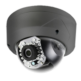 CMIP7442WB-28M Platinum Fixed Lens Dome IP Camera 4.1MP - 2.8mm - Black